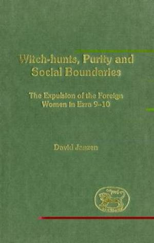 Witch-hunts, Purity and Social Boundaries