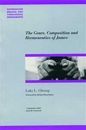 James : The Genre,Composition & Hermeneutics