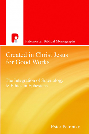 Created In Christ Jesus For Good Work Pb