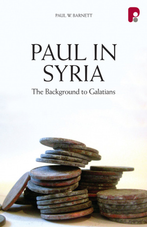 Paul in Syria: The Background to Galatians
