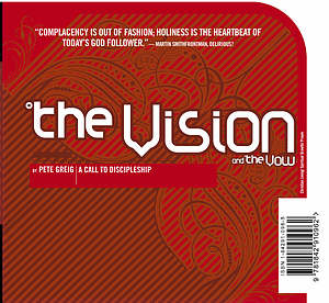 The Vision & The Vow (Double Sided Book)