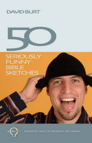 50 Seriously Funny Bible Sketches Pb