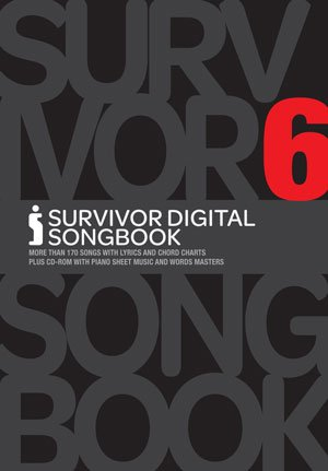 Survivor Digital Songbook 6