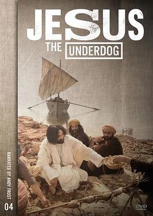 Jesus The Underdog DVD