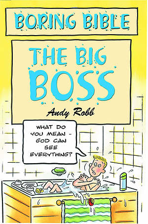 Boring Bible: The Big Boss