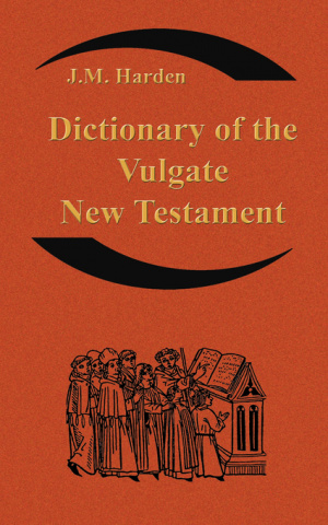 Dictionary of the Vulgate New Testament (Nouum Testamentum Latine )