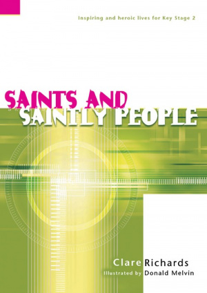 Saints and Saintly People paperback