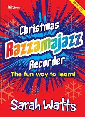 Christmas Razzamajazz Recorder