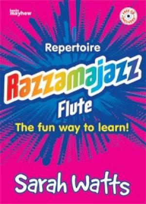 Razzamajazz Repertoire Flute