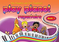 Play Piano! Repertoire - Book 1