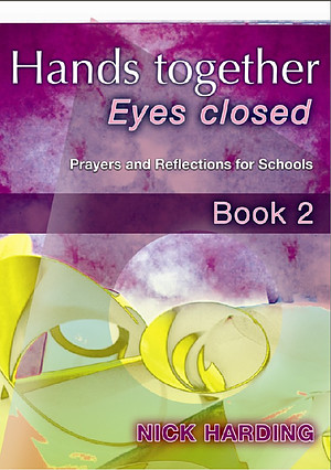 Hands Together Eyes Closed Book 2