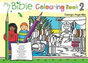 My Bible Colouring Book Vol 2 Pb