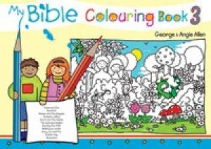 My Bible Colouring Book Vol 3 Pb
