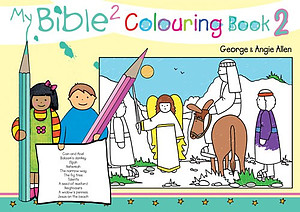 My Bible 2 Colouring Book 2