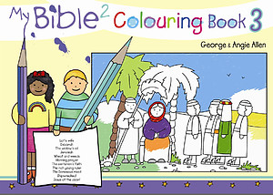 My Bible 2 Colouring Book 3