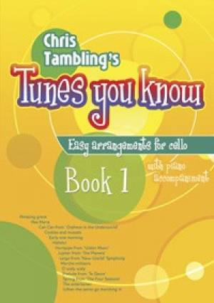 Tunes You Know Cello - Book 1