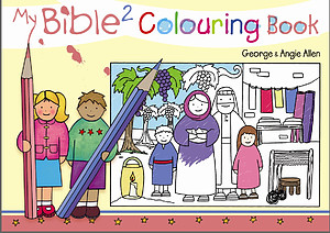 My Bible 2 Colouring Book - Complete