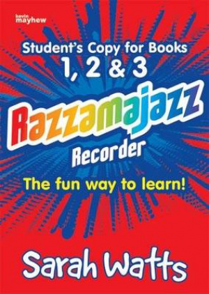 Razzamajazz Recorder-students Edition