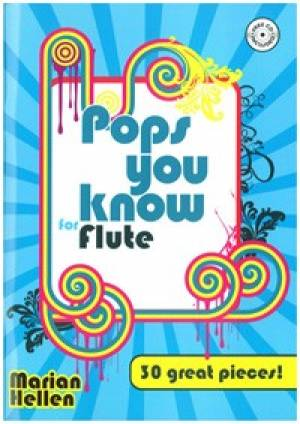 Pops You Know - Flute