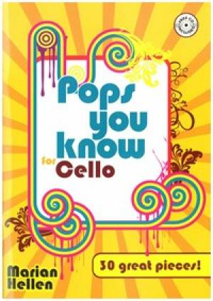 Pops You Know - Cello