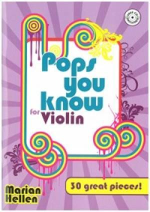 Pops You Know - Violin
