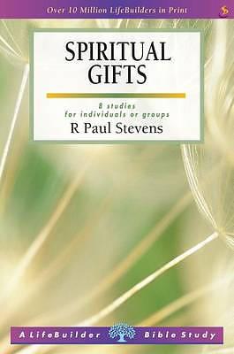 Lifebuilder Bible Study: Spiritual Gifts
