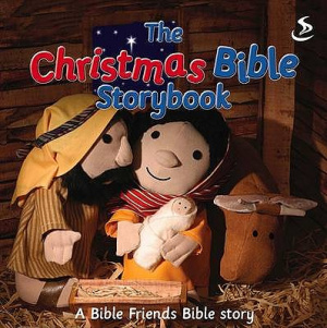 The Christmas Bible Story Book