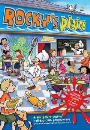 Rocky's Plaice