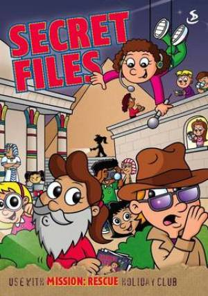 Mission Rescue Secret Files Pack of 10