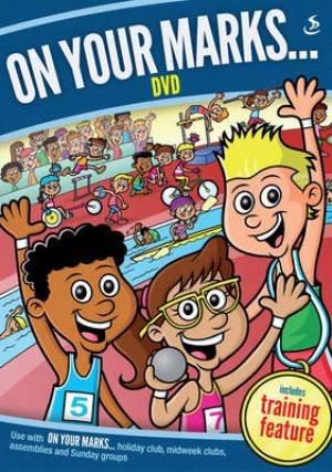 On Your Marks DVD