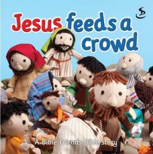 Jesus Feeds a Crowd