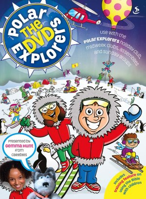 Polar Explorers Resource DVD