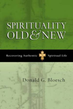Spirituality Old And New Pb
