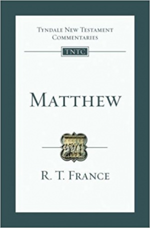 Matthew : Tyndale New Testament Commentary