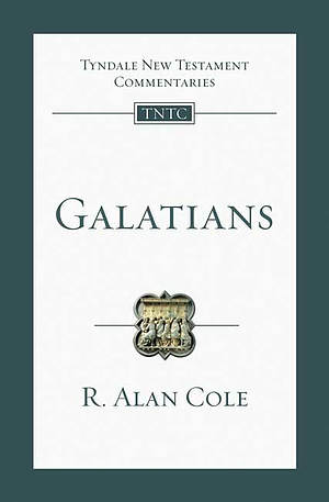 Galatians : Tyndale New Testament Commentaries
