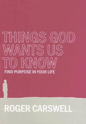 Things God Wants Us To Know Hb