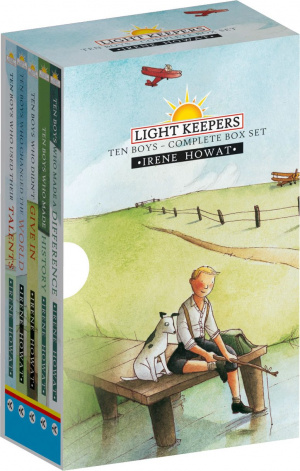 Lightkeepers Boys Boxed Set