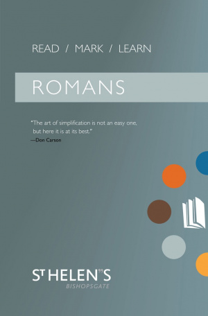 Read Mark Learn Romans