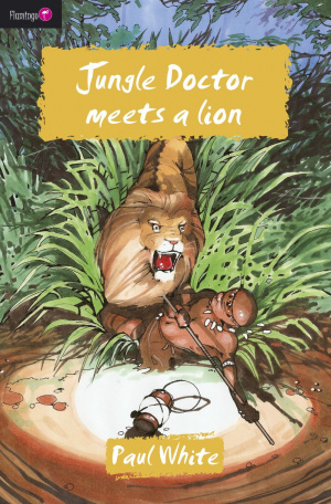 Jungle Doctor Meets A Lion Pb