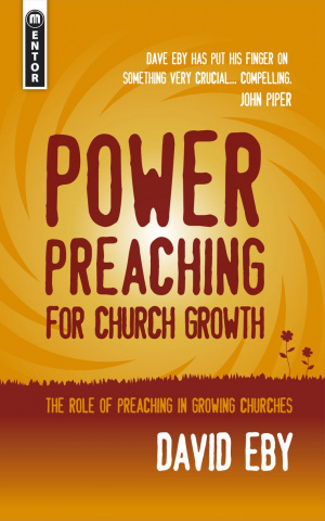 Power Preaching For Church Growth Pb
