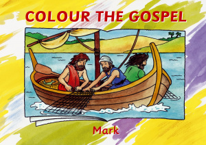 Colour The Gospels Mark
