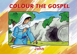 Colour The Gospels John
