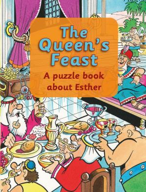 Queens Feast Esther Puzzles