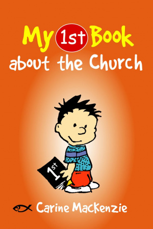 My First Book About The Church Pb