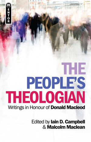Peoples Theologian The Pb
