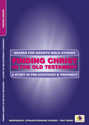 Finding Christ In The Old Testament Pb
