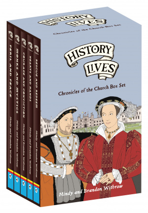 History Lives Box Set Pb
