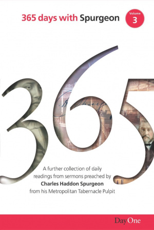 365 Days With C H Spurgeon Vol 3 Hb