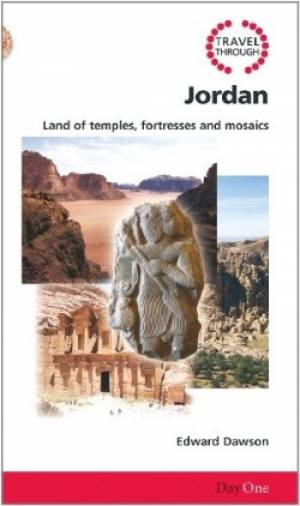 Travel Through Jordan Land Of Temples Pb
