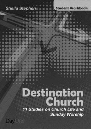 Destination Church Student Workbook